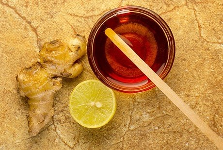 ginger and honey for weight loss