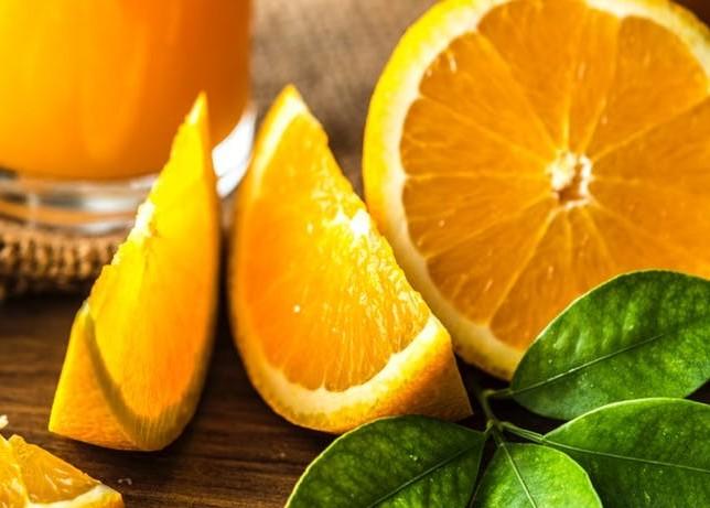 consume more citrus