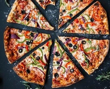 make healthy pizza