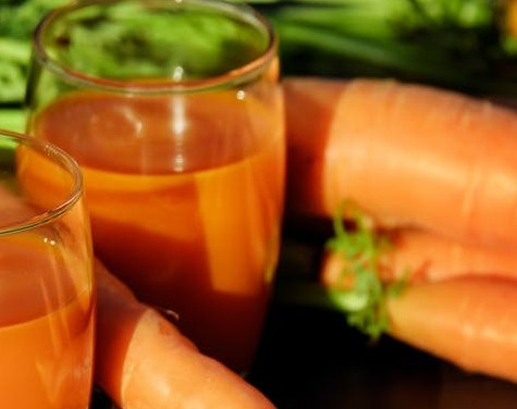 carrot juice for weight loss