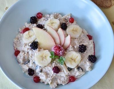 yogurt diet with banana