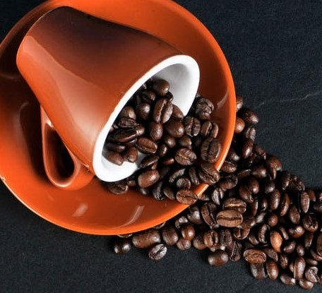 caffeine burns excessive calories