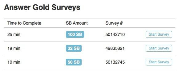 Swagbucks - answer surveys for cash
