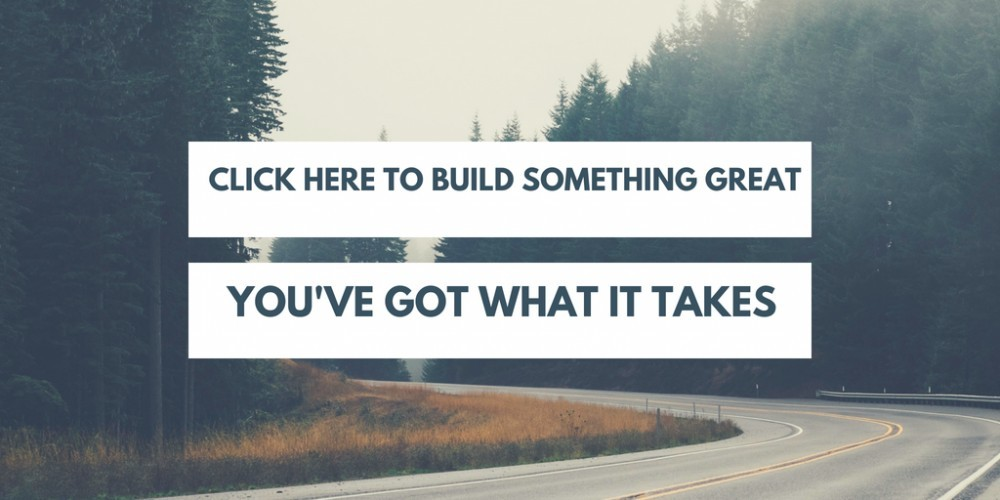 Click here to build something great