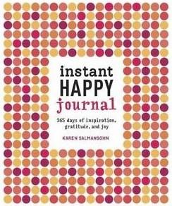 Instant happy journal - buy it here