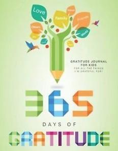 365 Days of Gratitude - buy it here