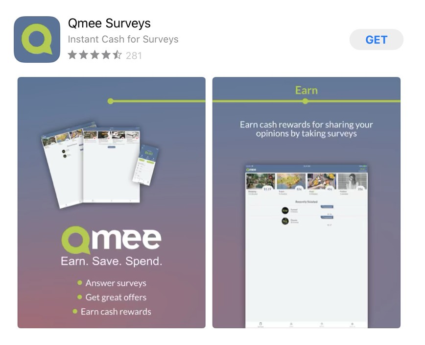 What is Qmee.com about?