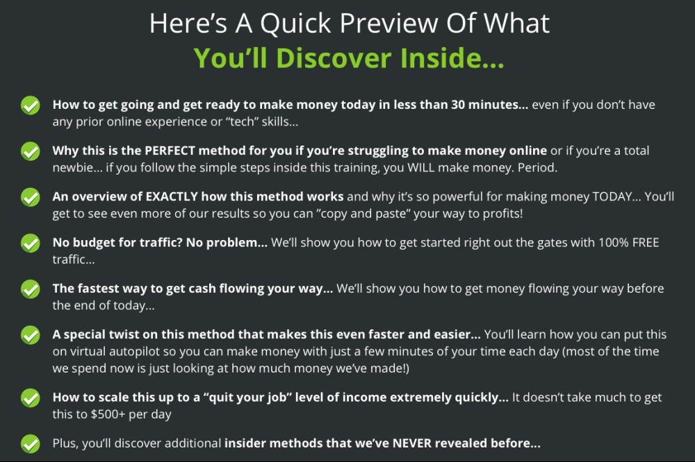 What is 2 Day Profits?