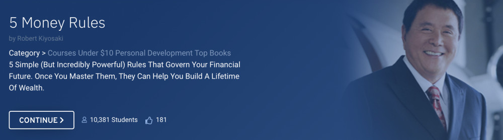 Lurn Free Course: 5 Money Rules