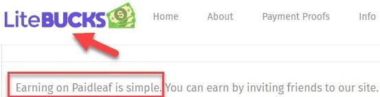 LiteBucks FAQs How Do I Earn