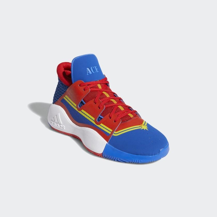 Captain Marvel Shoe