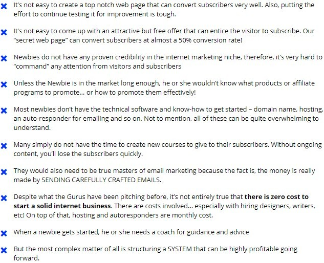 Reasons Why Internet Marketing is Hard