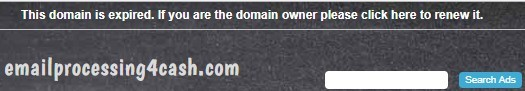 Domain name is not valid