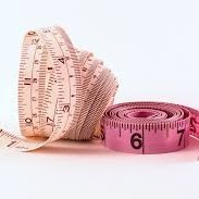 Measuring tape for dog's height and length