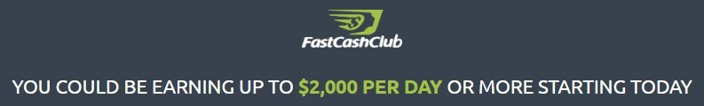 The Fast Cash Club Review–$2000/Day eCommerce Dream Come True?