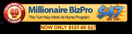 Millionaire BizPro Review–$1000 A Day Working 20 Minutes?