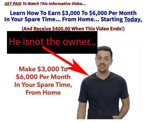 Home Income System uses actors