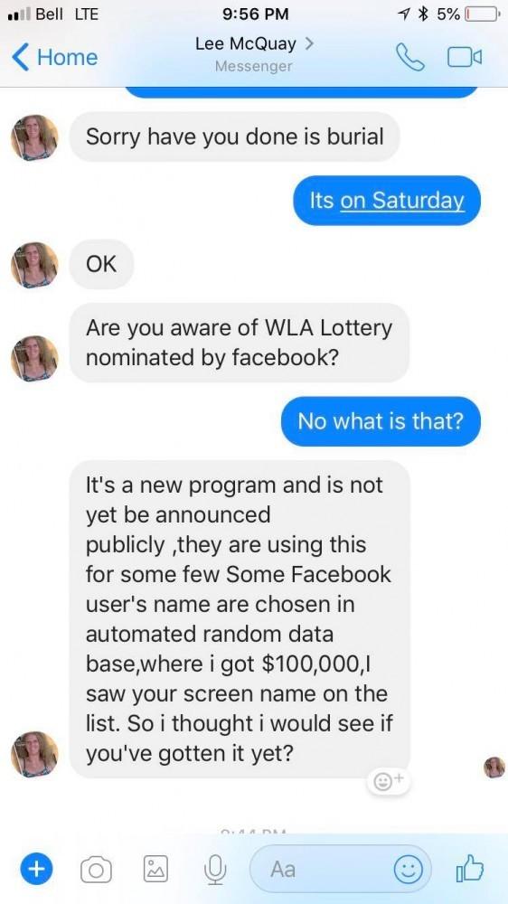 My FaceBook Was Hacked