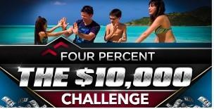 Level 1 Four Percent Challenge