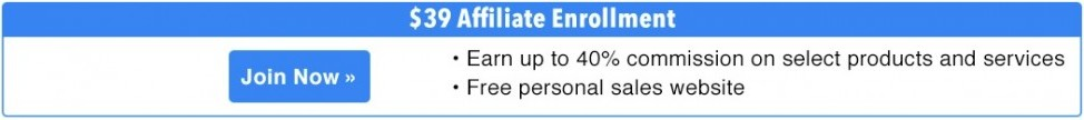 $39 Affiliate Enrollment 5Linx