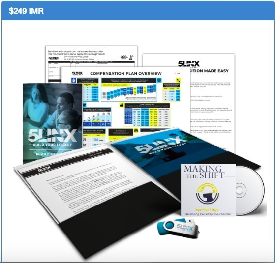 $249 Membership For 5Linx
