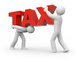 image tax burden