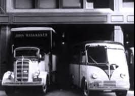 trucking in the 1940s