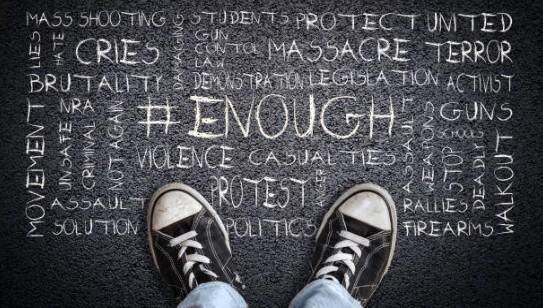enough school violence