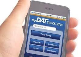 DAT Trucker app