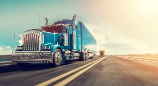 big rigs - trucking
