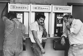 truck stop phones