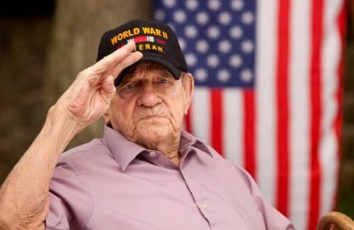 senior veteran
