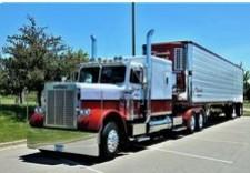 big rigs - hauling produce