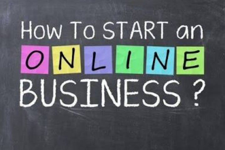 How to start an online buisness
