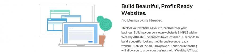 Build profit ready websites