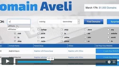 Domain Aveli