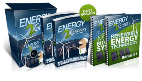 Energy2Green System