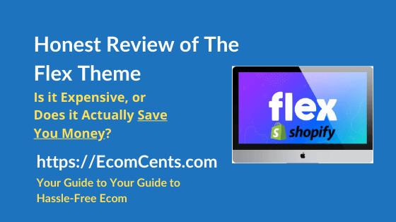 Shopify Flex Theme Review