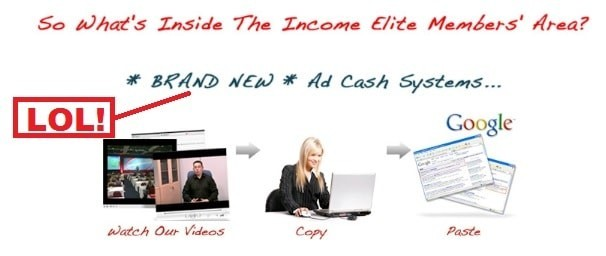 What Is Income Elite Team