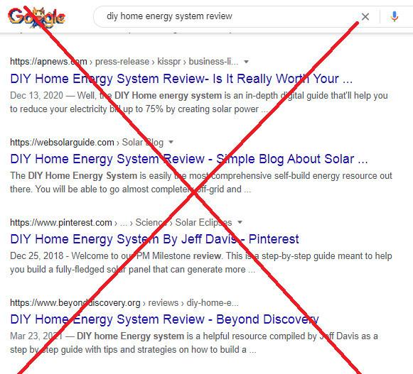 DIY Home Energy System Reviews