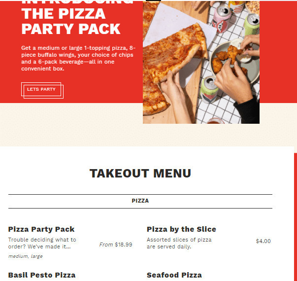 Foodie Shopify Theme for Restaurants