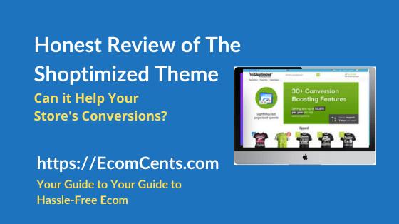 Shoptimized Theme Review