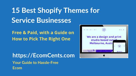 Best Shopify Service Themes