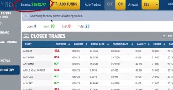 How Does 1K Daily Profit Work