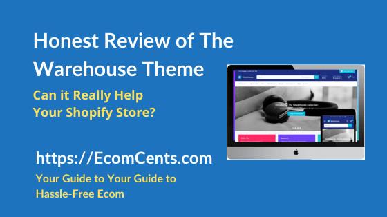 Shopify Warehouse Theme Review