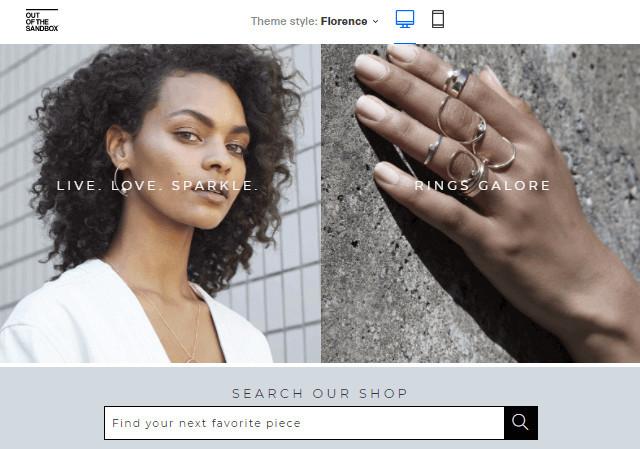 Shopify Turbo Jewelry Theme