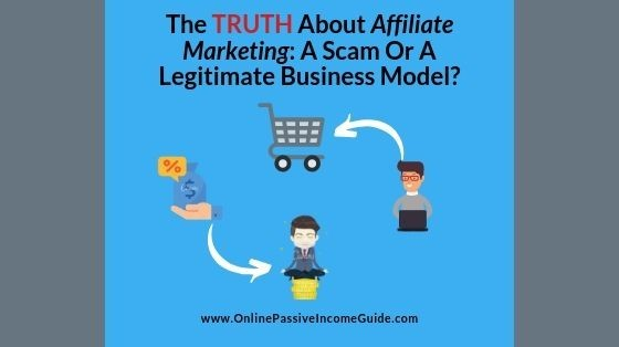 Is Affiliate Marketing Legit Or A Scam