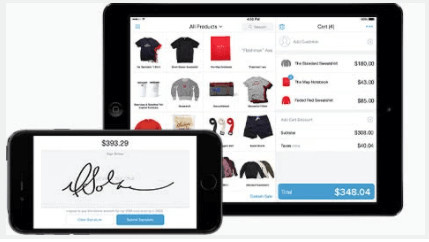 Use Shopify Lite POS App