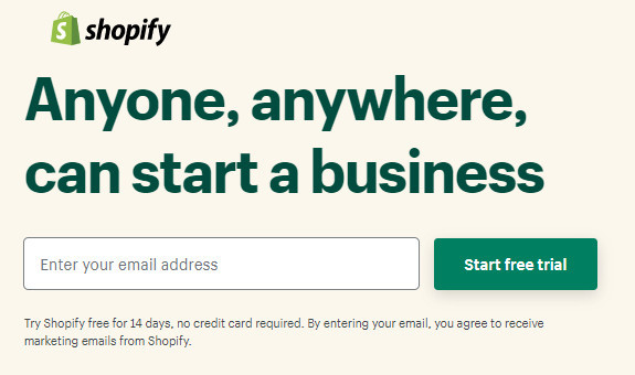 Shopify Vs. WordPress Dropshipping Trial