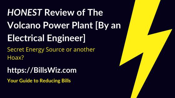 Volcano Power Plant Scam Review